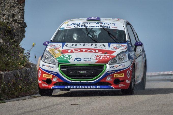 Peugeot Competition | Successo di Ciuffi in una Targa Florio combattuta