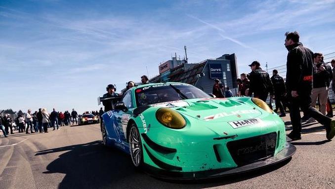 Endurance   Partecipazione record per Porsche alla 24 Ore del Nurburgring