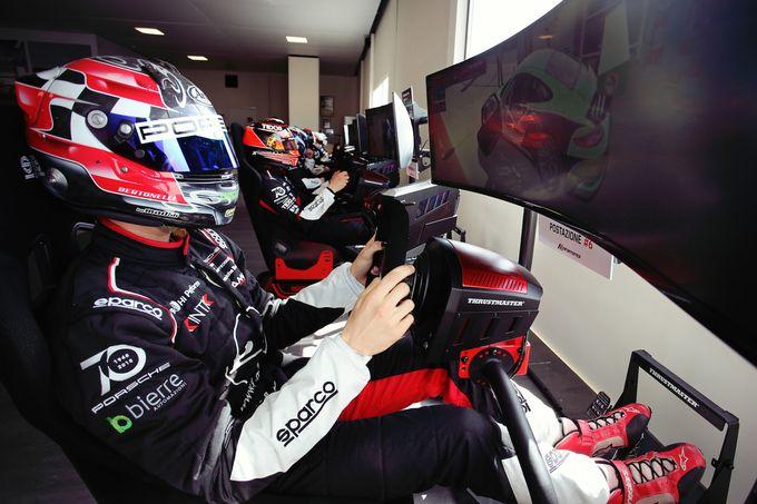 Porsche e-Carrera Cup Italia | Tutte le informazioni sul primo torneo sim racing