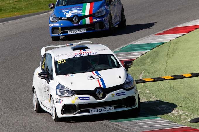 Renault Clio Cup Italia | Al via il round di Misano con nuovi protagonisti