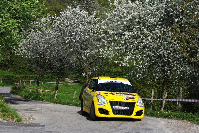 Suzuki Rally Cup | Il Rally del Salento teatro della seconda prova stagionale