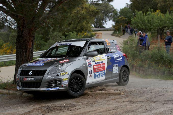 Suzuki Rally Trophy | Giorgio Cogni vince un Targa Florio combattuto ed incerto sino alla fine