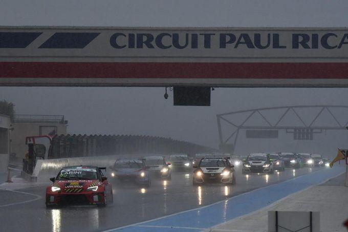TCR Italy | Baldan vince Gara 1, la pioggia condiziona la seconda prova dove vince Larini