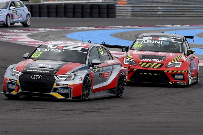 TCR Italy | Italia in trasferta al Paul Ricard per il secondo appuntamento