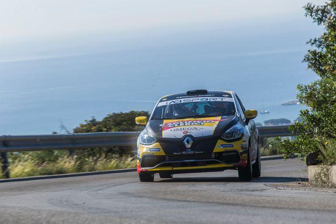 Trofei Renault | Al Rallye Elba successi per Ferrarotti con le Clio e Paris nelle Twingo