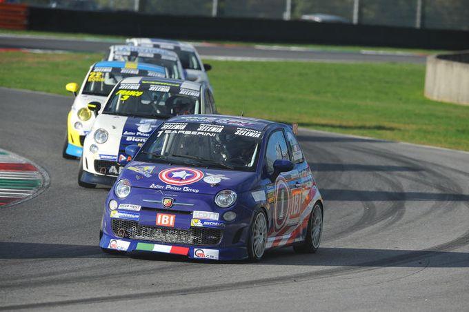 Abarth   Torna il Trofeo Selenia e l'Italian F4, nel segno della casa dello Scorpione