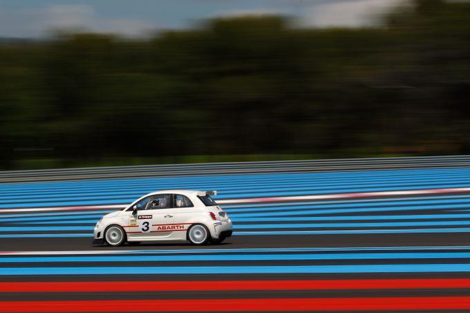 Abarth | 124 Rally ancora vittoriosa in Spagna, nel Selenia Barberini vince nella pioggia