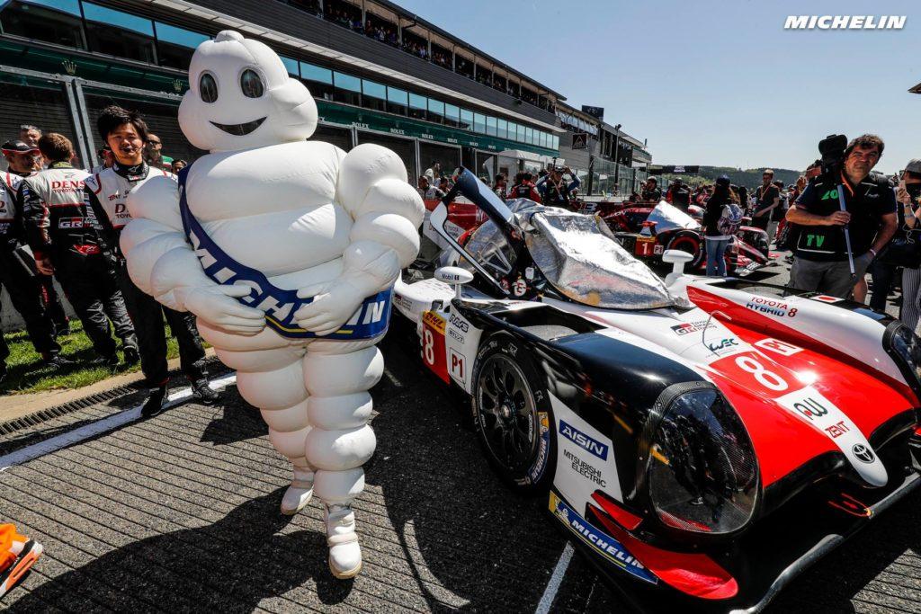 WEC | A Spa-Francorchamps pioggia di successi per Michelin