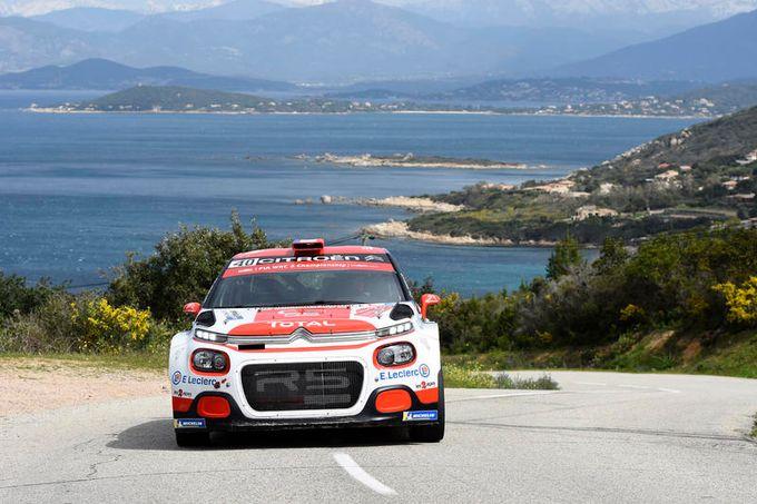 WRC2 | La Citroen C3 R5 alla prova degli sterrati del Rally del Portogallo