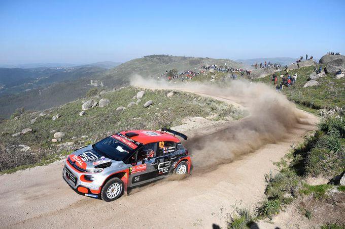 WRC2 | Rally Italia Sardegna, la Citroen C3 R5 alla prova ancora su sterrato