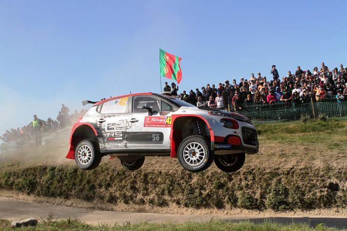 WRC2 | Citroen si toglie una soddisfazione con la C3 R5, al debutto sullo sterrato