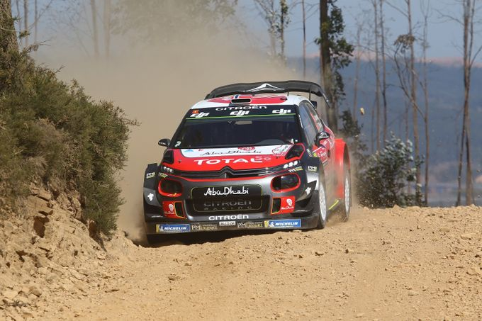 WRC | Rally del Portogallo ancora sofferto per Citroen: out Meeke [VIDEO]