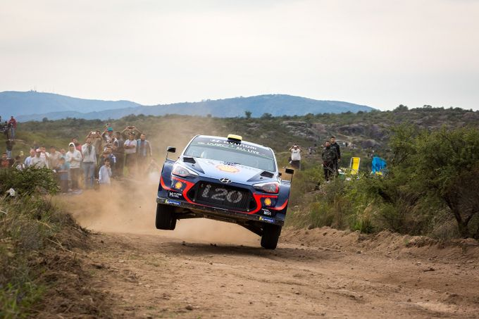 WRC | Hyundai pronta per il Rally di Portogallo: torna Paddon
