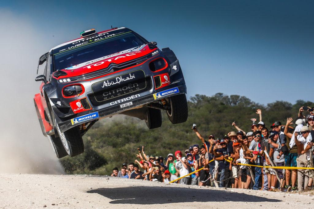 WRC | Citroen felice delle evoluzioni introdotte in Argentina