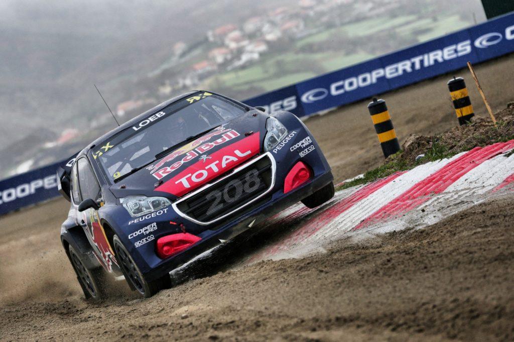 Rallycross | Peugeot pronta al prossimo appuntamento di Mettet