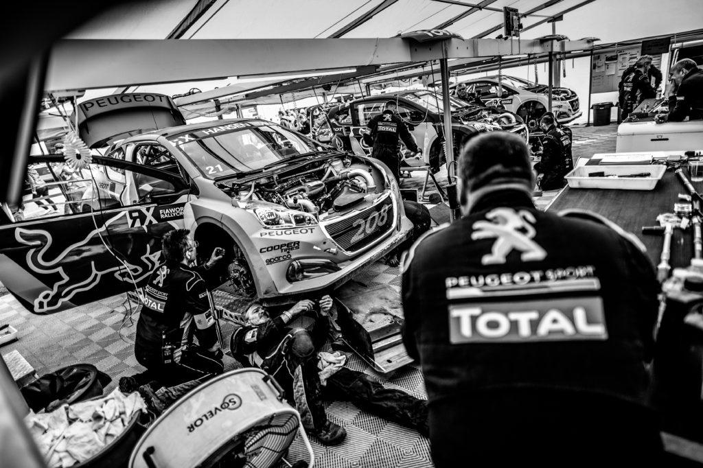 Rallycross | Peugeot si prepara alla conquista di Silverstone