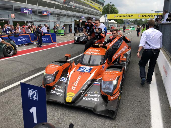 ELMS | G-Drive Racing bissa il successo del 2017 nella 4 ore di Monza