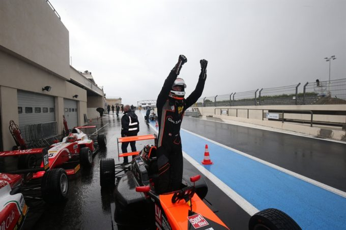 F4 Italia | Due su tre per Vesti al Paul Ricard, Caldwell si prende gara-1