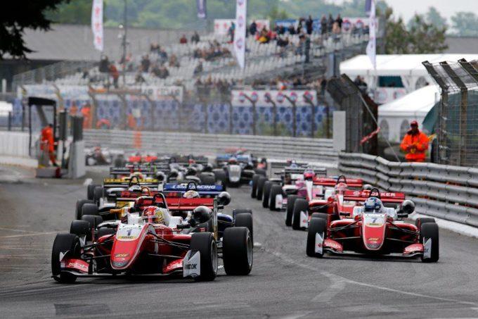 FIA F3 | A Pau due successi per la Prema con Zhou e Aron nel primo round stagionale