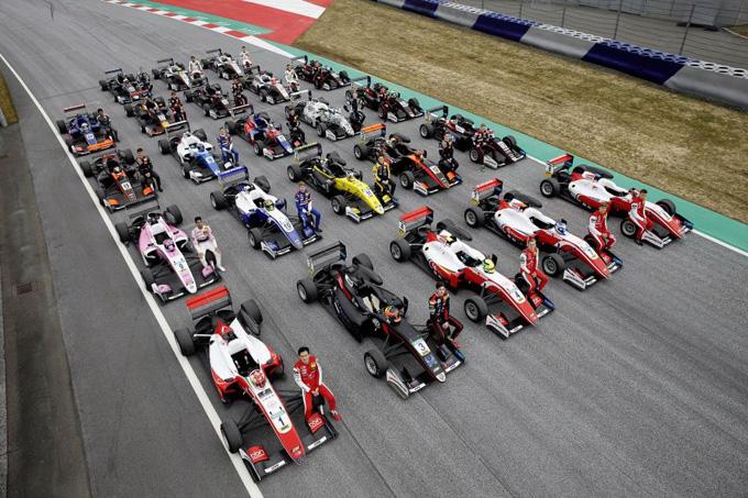 Formula 3 | Al via da Pau l'ultima stagione prima dell'unione con la Gp3
