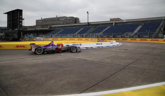 Formula E | Berlino: Vergne e Techeetah subito al comando nelle prove libere