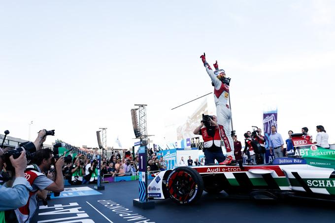 Formula E | Berlino: Audi conquista la prima doppietta nella gara di casa [VIDEO]