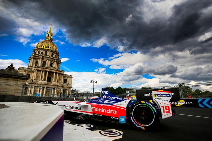 Formula E | Parigi: Mahindra Racing torna in zona punti con l'ottavo posto di Rosenqvist