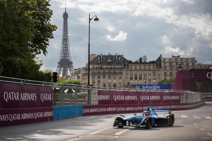 Formula E | Parigi: Renault e.dams conquista il quinto posto nella propria gara di casa