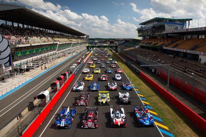 Endurance | 24 Ore di Le Mans, primi test in pista e foto di gruppo
