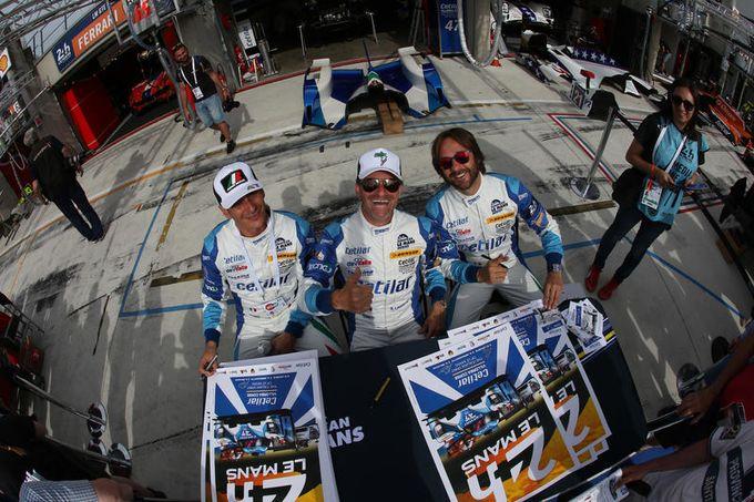"Endurance | Lacorte (Cetilar Villorba): ""Quest'anno dobbiamo confermarci a Le Mans"" [VIDEO]"