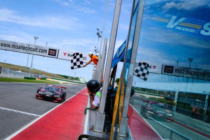 Blancpain | Dominio assoluto di Audi a Misano nella Sprint Cup