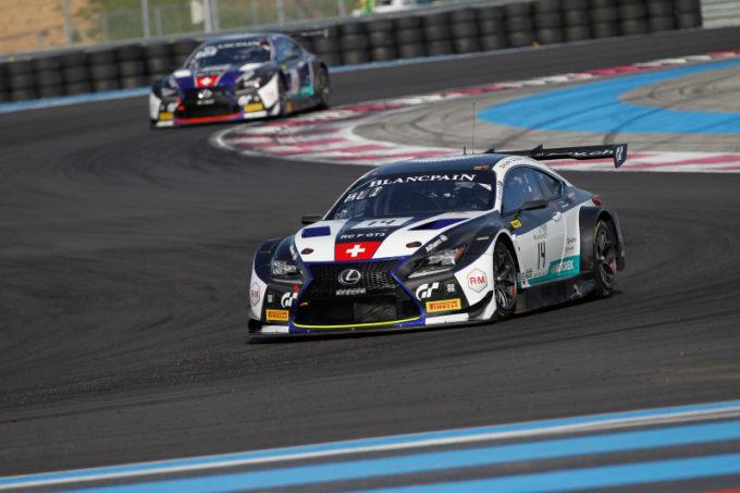 Blancpain | Vittoria della Lexus, passo falso di Aston Martin e Audi