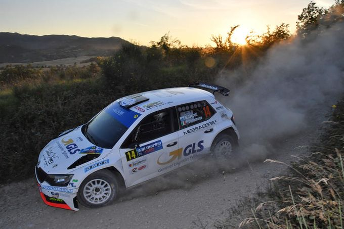 CIR | Trionfo di Ceccoli del Tricolore Terra al San Marino Rally. Andreucci si ritira ma resta leader