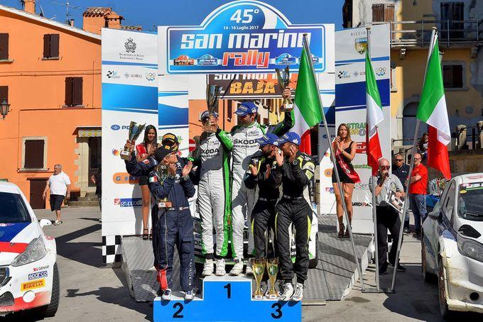CIR | San Marino Rally 2018, i favoriti e il programma dell'edizione numero 46