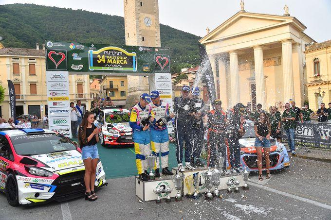 CIWRC | Rally della Marca 2018: programma, orari, favoriti