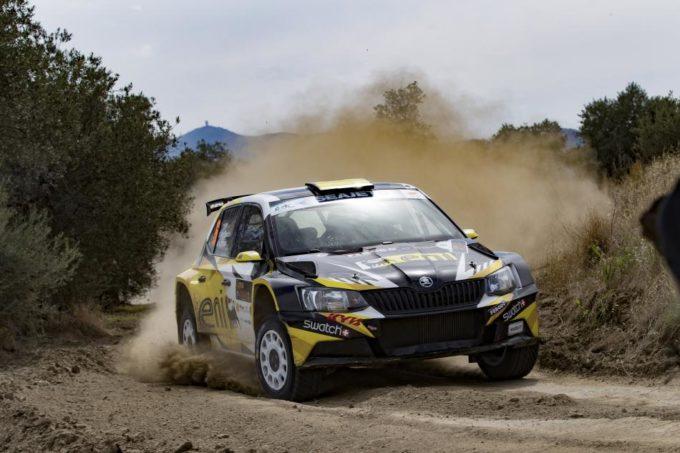 FIA ERC | Galatariotis s'impone nel rally di casa, beffato Magalhaes in Cipro