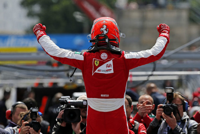 FIA F3   Armstrong si prende Gara 1 e la leadership, vittorie a Vips e Ticktum