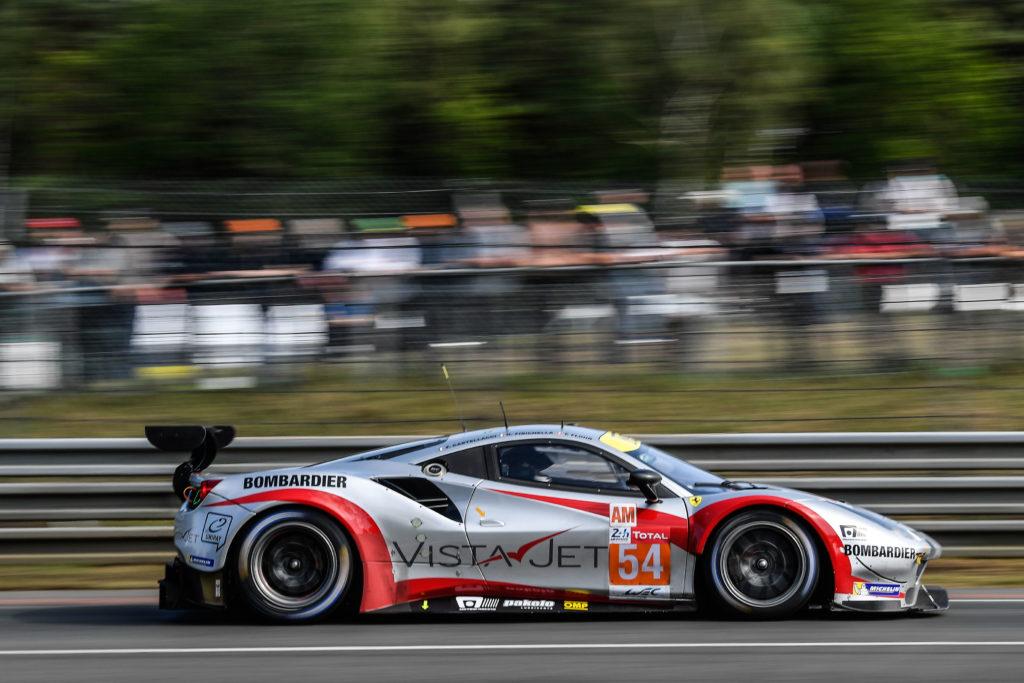 Endurance | Due piazzamenti sul podio di Le Mans per la Ferrari nella GTE-Am