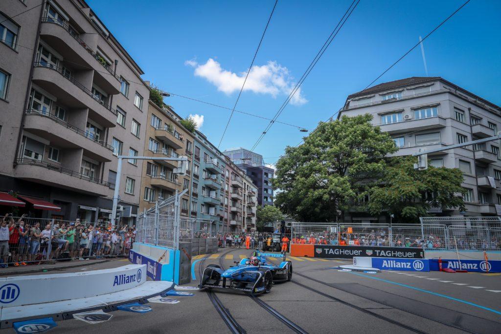 Formula E | Bagno di folla per Buemi e la Renault e.dams a Zurigo