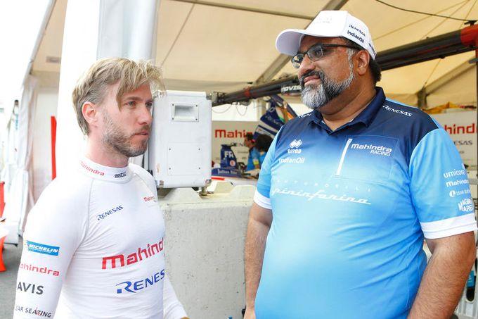 Formula E | Zurigo concede una soddisfazione a Mahindra grazie ad Heidfeld