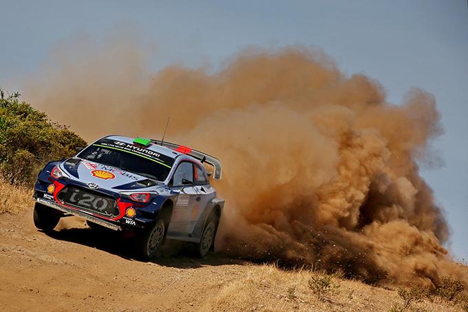 WRC | Hyundai punta al quarto podio consecutivo nel Rally di Sardegna