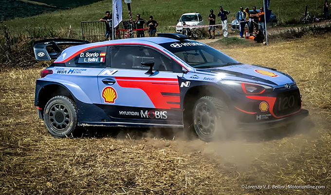 WRC | Rally Italia Sardegna: esclusivo camera car con Dani Sordo [VIDEO]