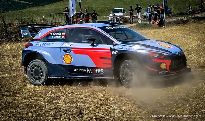 WRC | Rally Italia Sardegna: esclusivo camera car con Dani Sordo [VIDEO]
