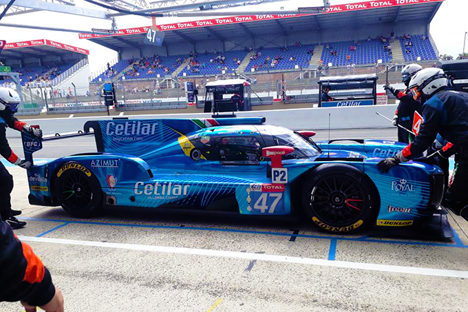 Endurance | Cetilar Villorba Corse sugli scudi a Le Mans nei test pre-24 Ore