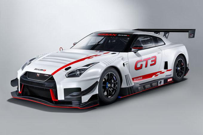 GT-R NISMO GT3, la nuova arma di Nissan per le competizioni internazionali