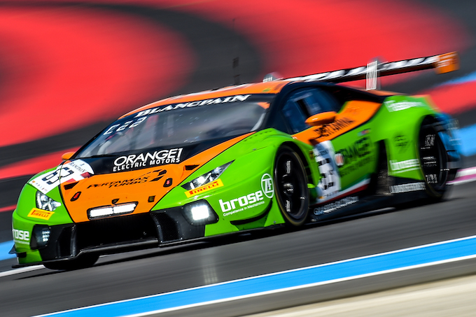 Blancpain | Per Orange1 Racing 1000 Km del Paul Ricard in difensiva