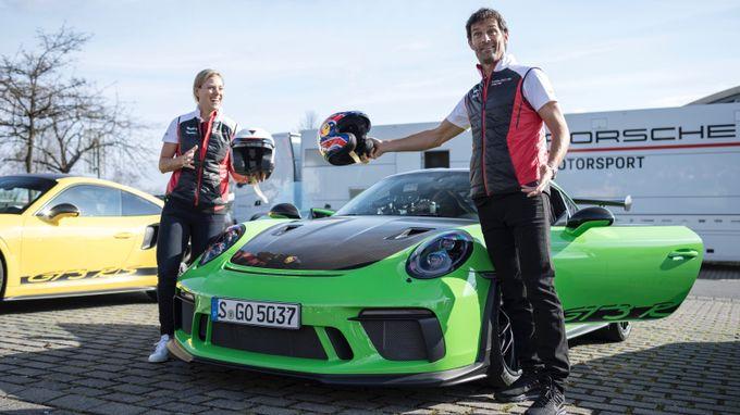 """Mark Webber torna sulla Porsche 911 GT3 RS: """"Prestazioni sbalorditive"""""""