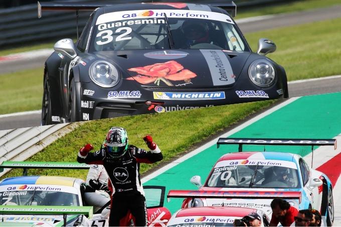 Porsche Carrera Cup Italia | A Monza vittorie di Bertonelli e Quaresmini