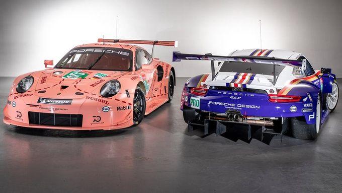 Endurance | Alla 24 Ore di Le Mans Porsche riporta in vita due storiche livree [FOTO]
