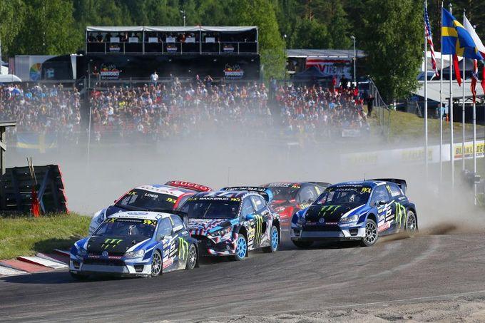 """Rallycross   Scatta il """"Magico Weekend"""" svedese di Holjes, sesta prova del campionato"""
